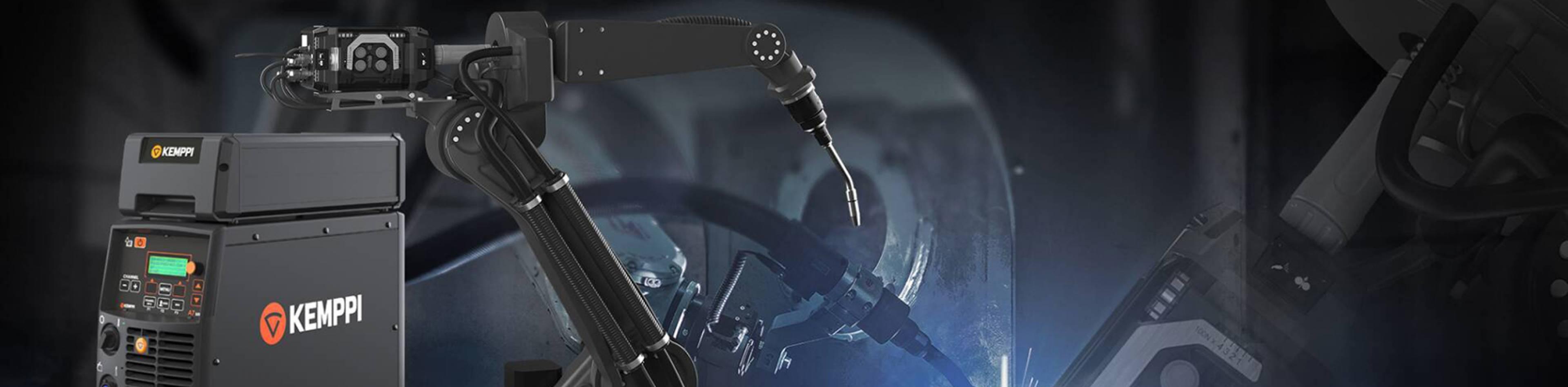 Kemppi robotsko zavarivanje - Var Sistem