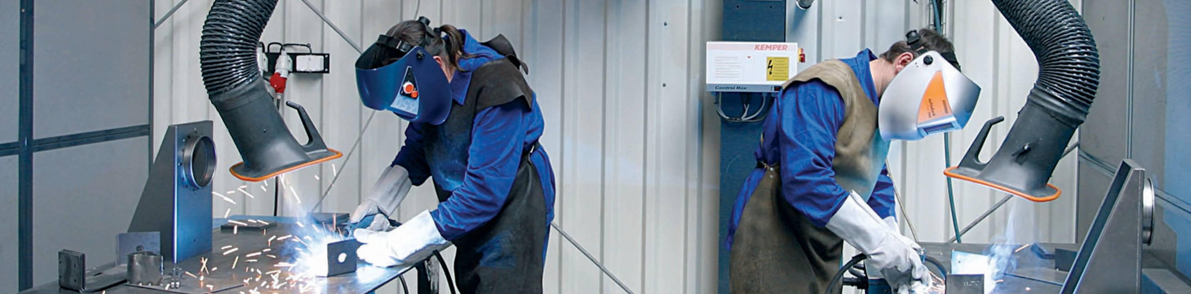 Kemper ventilacija za zavarivanje