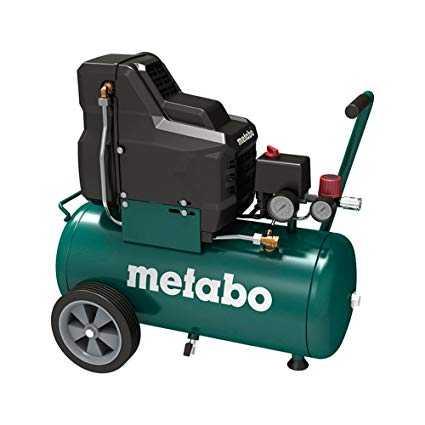 Metabo kompresor BASIC 250-24W OF - Var Sistem