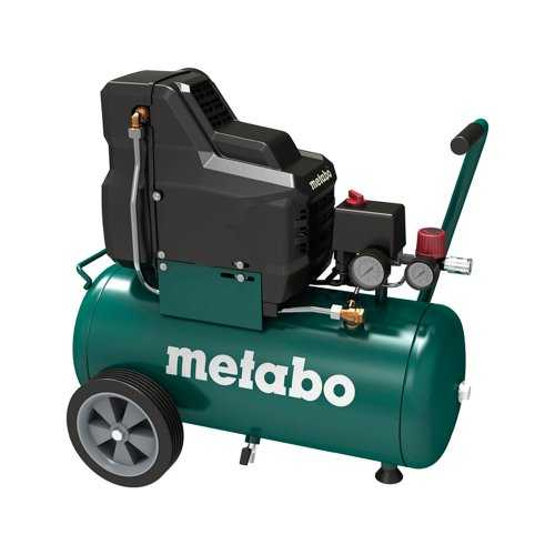 Metabo kompresor BASIC 280-50W OF Var Sistem