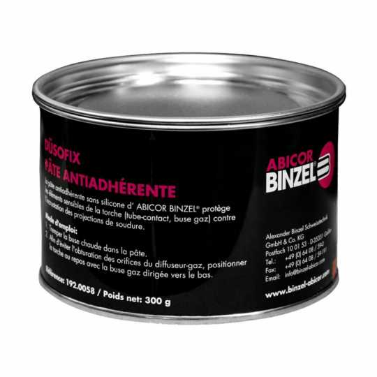 Binzel anti-spatter pastes - Var Sistem