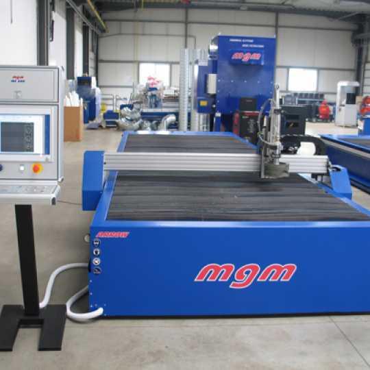 MGM Arrow mašina za lasersko ili plazma rezanje metala - Var Sistem
