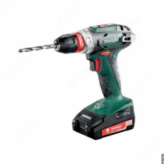 Metabo BS 18 Quick - Var Sistem