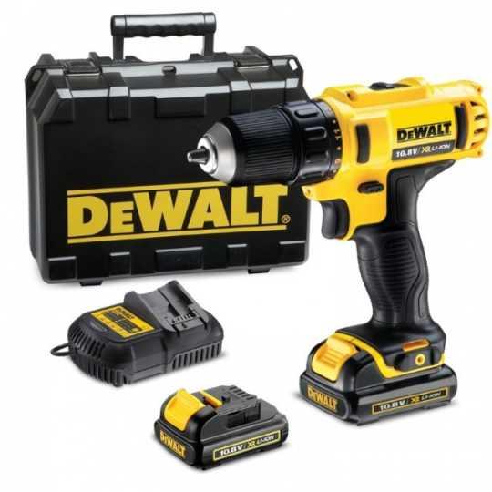 DeWalt DCD 710 D2 Var Sistem