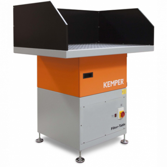 Kemper Filter – Table