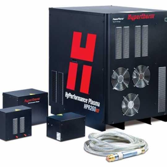 Hypertherm HyPerformance XD plazma agregat nadogradnja
