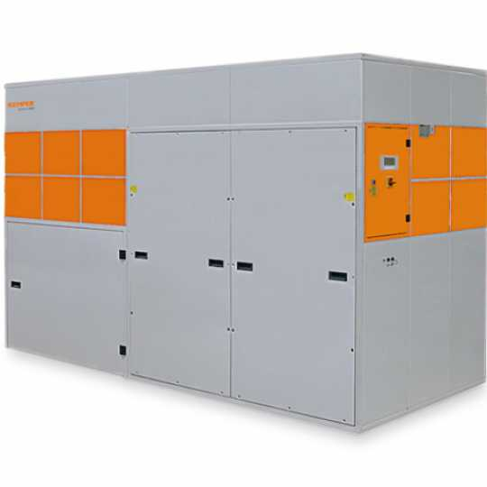 Kemper WeldFil HV vakuumska ekstrakcija - Var Sistem