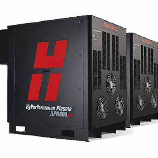 Hypertherm HyPerformance HPR800XD plazma agregat