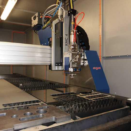 MGM Fibre arrow mašina za lasersko rezanje metala - Var Sistem