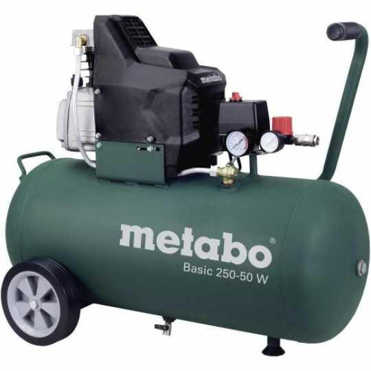 Metabo kompresor Basic 250 - 50 W Var Sistem d.o.o.
