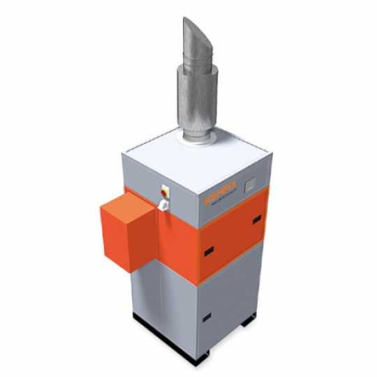 Kemper WeldFil Compact sistem za filtraciju - Var Sistem