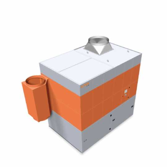 Kemper WeldFil sistem za filtraciju - Var Sistem