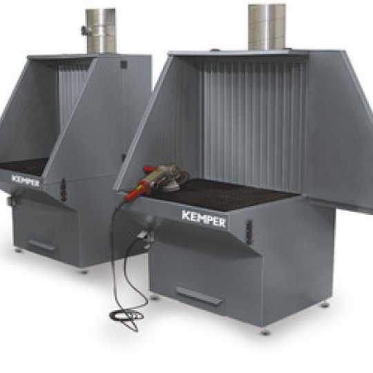 Kemper stolovi za brušenje - Var Sistem