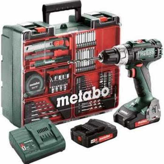 Metabo BS 18 L set - Var Sistem
