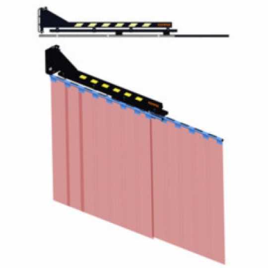 Kemper sistemi za montažu zaštitnih zavesa