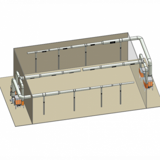Kemper sistem za zamenu vazduha