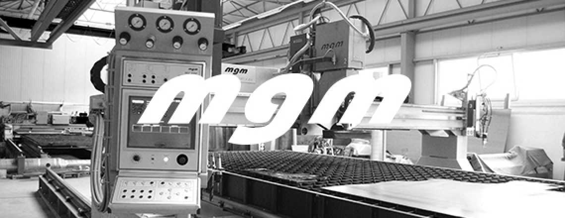 MGM mašine za lasersko, plazma i gasno sečenje metala - Var Sistem