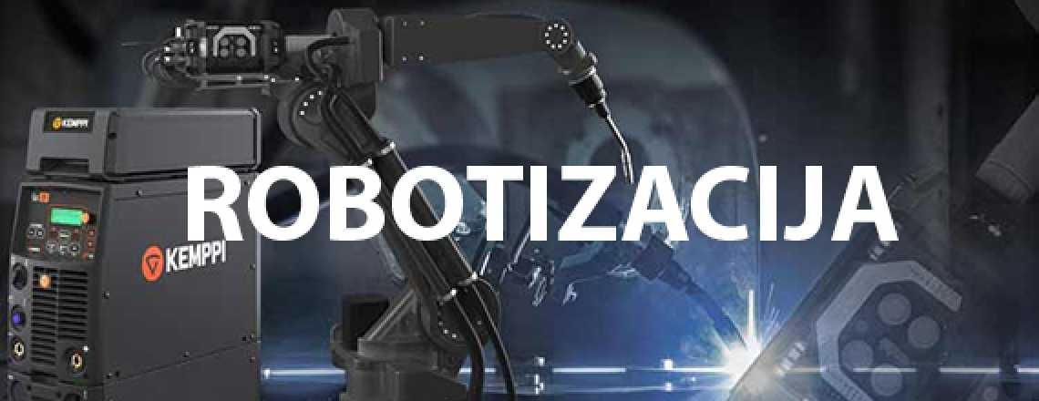 Kemppi robotizacija Var Sistem d.o.o.