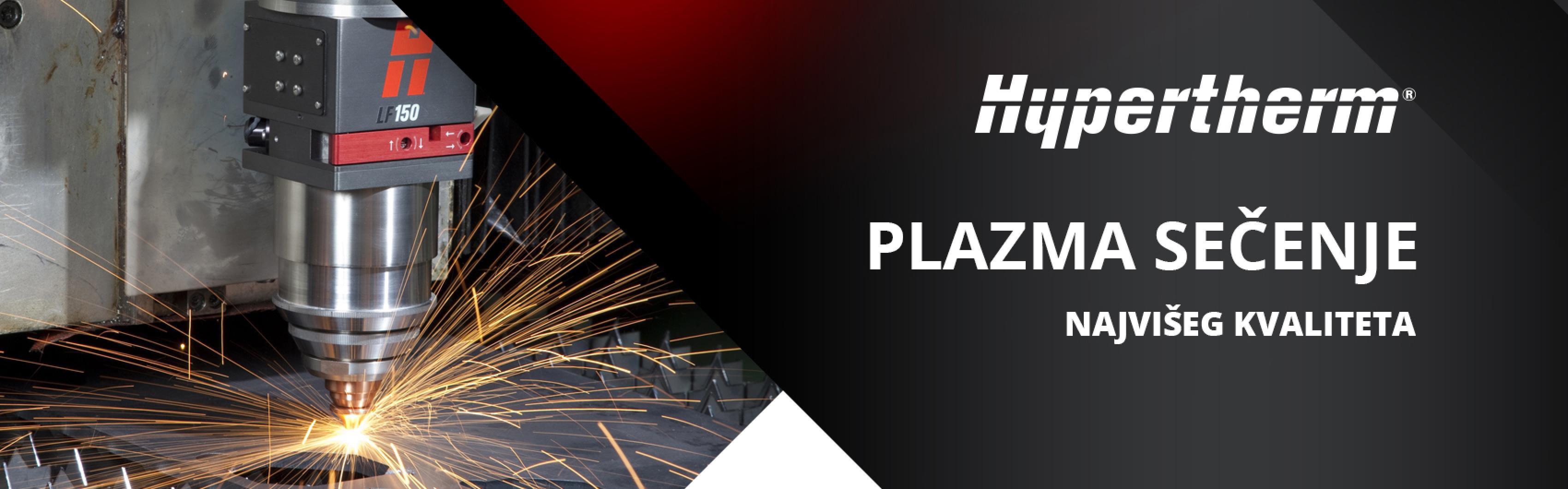 Hypertherm plasma cutting - Var Sistem