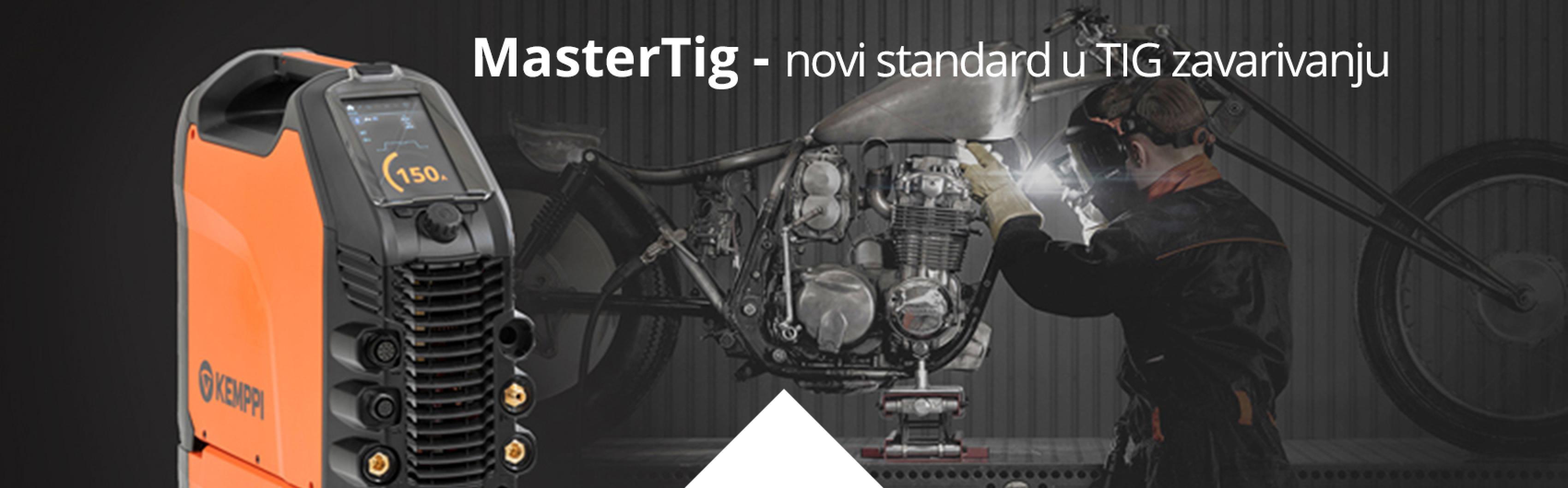 Kemppi MasterTig - Var Sistem